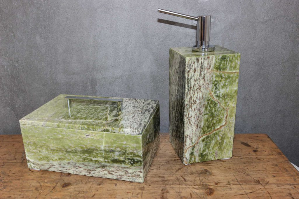 wischmann bad accessoires naturstein irish green 01
